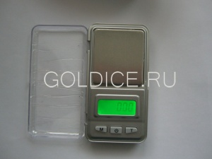 Весы DIGITAL SCALE (500г/0,01)