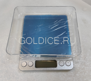Весы POCKET SCALE I2000 (500г./0,01)
